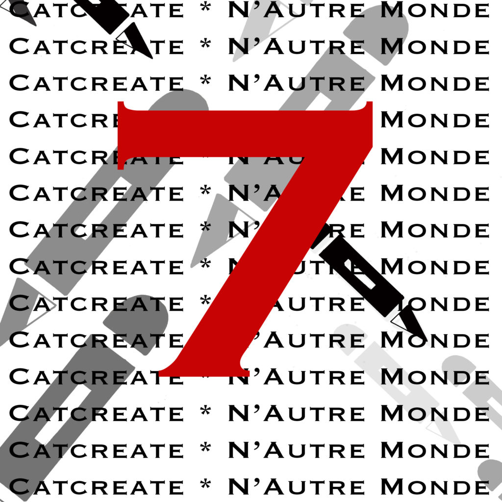 Etape 7 : nettoyage et prises de conscience © N'Autre Monde  © Catcreate