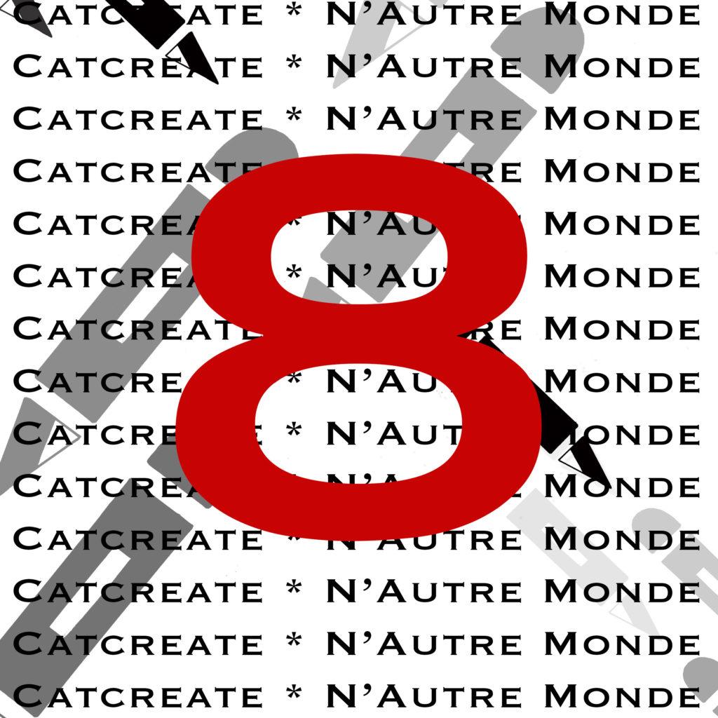 Etape 8 : nettoyage, on efface © N'Autre Monde  © Catcreate