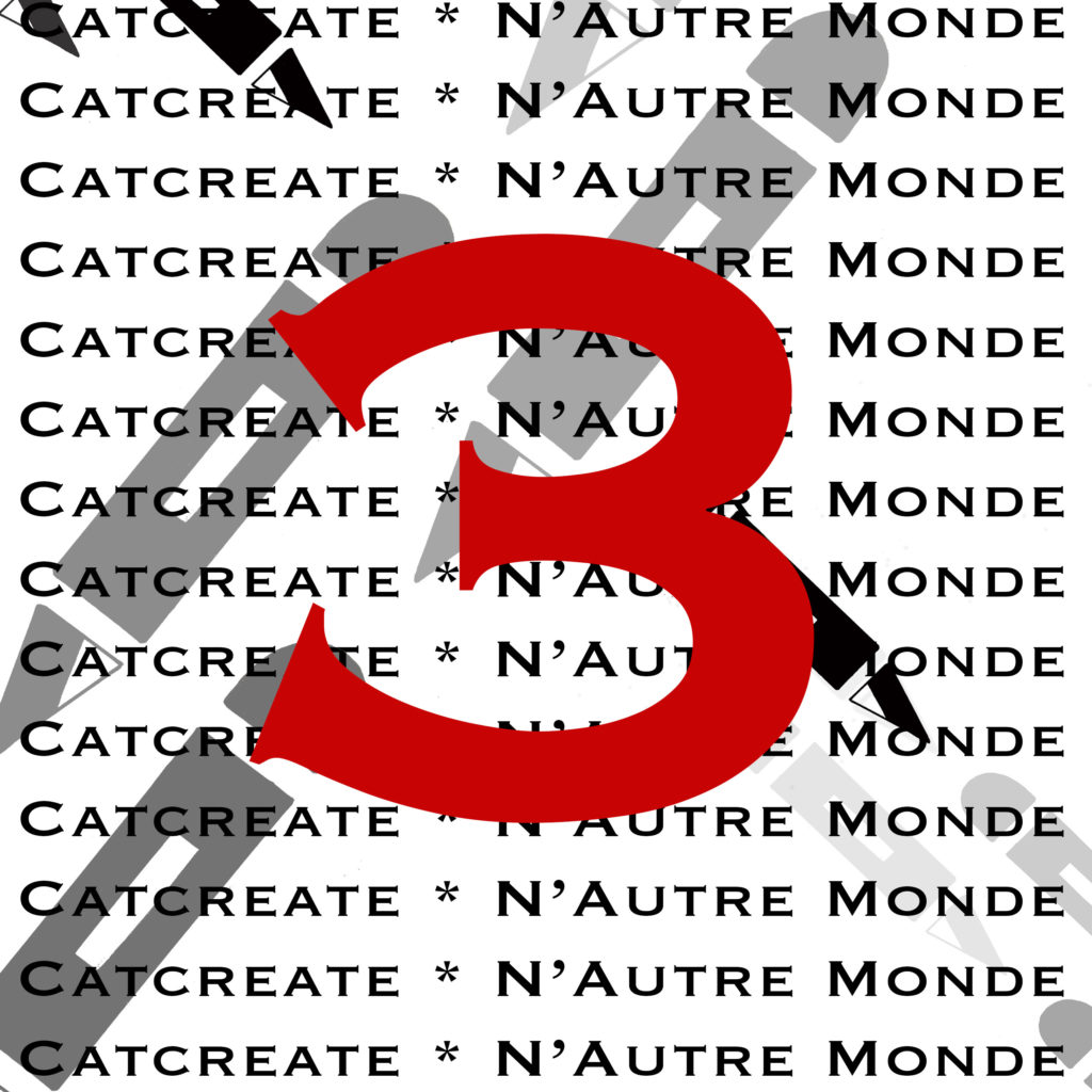 Etape 3 : reconstruction et positive attitude © N'Autre Monde  © Catcreate