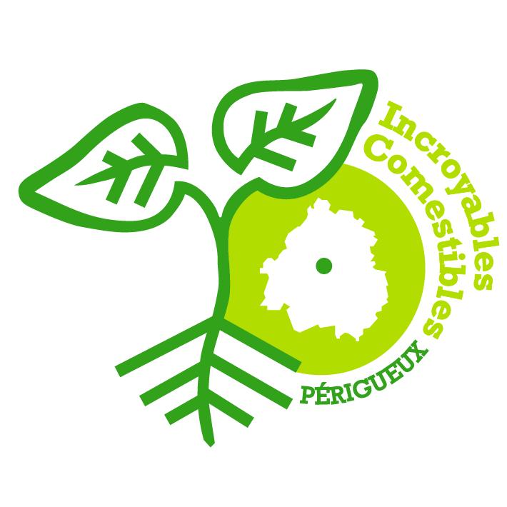 Logo Incroyables Comestibles Périgueux
