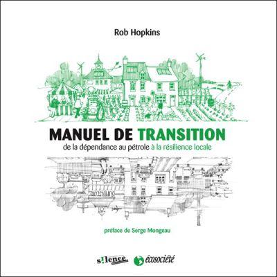 Couverture Manuel de transition Rob Hobkins Transition écologique