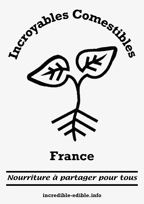 Logo Incroyables Comestibles France