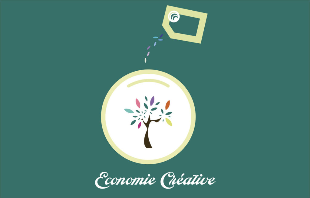 Logo Economie Créative Cagnotte Tipeee ©Catcreate
